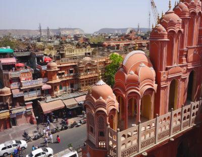 Розовый город, Тадж Махал, Варанаси, Каджурахо, 10 дней
