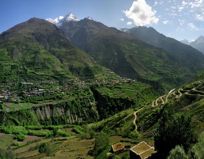 2-х недельное путешествие в Гималаи (на авто).