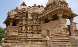 тур в индию с каджурахо