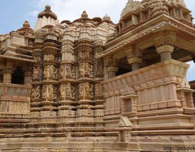Индийский треугольник и храмы Каджурахо, 8 дней
