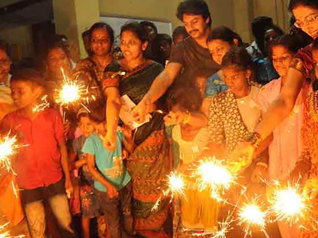 праздник нового года Дивали