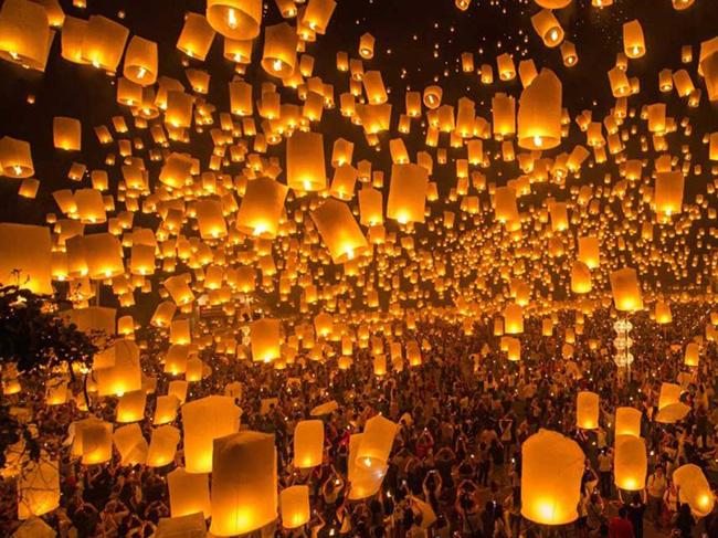 Фестиваль Дивали в Индии
