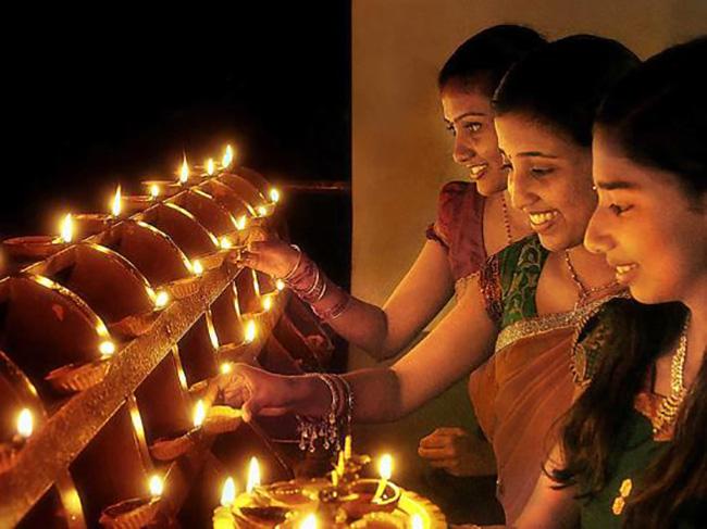 праздник дивали индия фестиваль огней