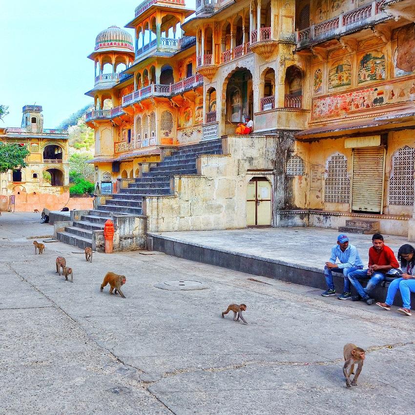 как проходит поездка по индии