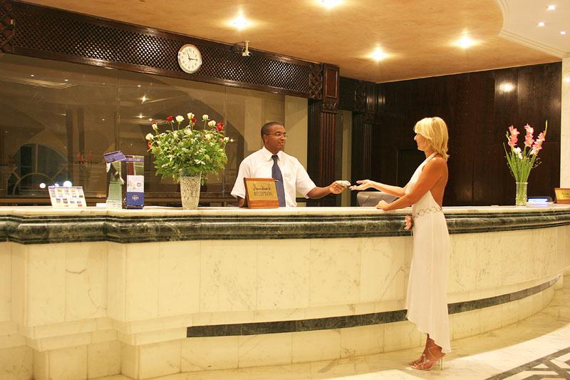 В отеле в Индии