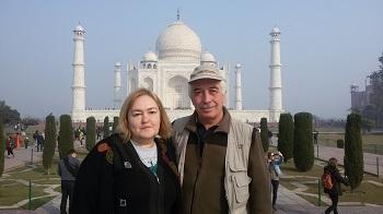 Отзыв о бюро индийских приключений Алексей и Марина